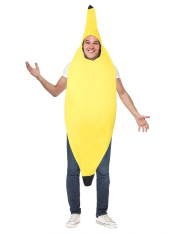 Banana Costume, Yellow