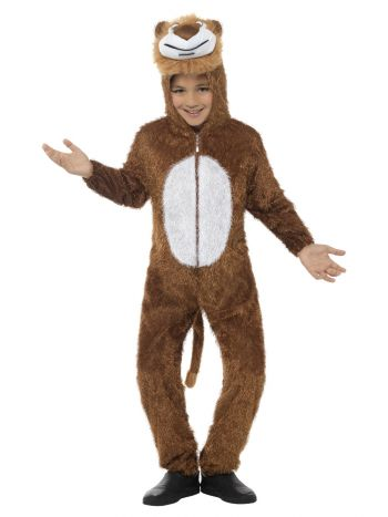 Lion Costume, Brown