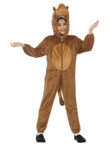 Camel Costume, Brown