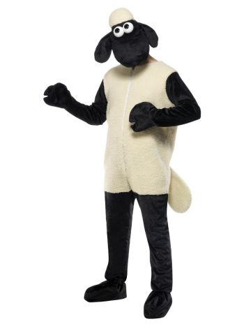 Shaun the Sheep Costume, White