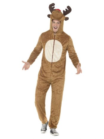 Reindeer Costume, Brown