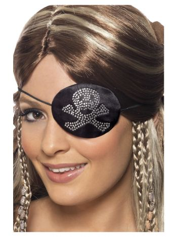 Pirates Eyepatch, Black