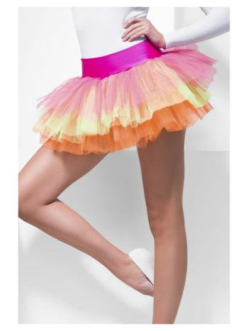 Tutu Underskirt, Multi-Coloured