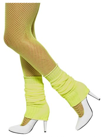 Legwarmers, Yellow