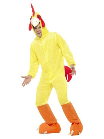 Chicken Costume, Yellow