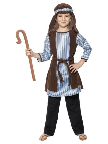 Shepherd Costume, Brown