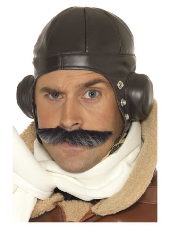 Flying Helmet, Brown