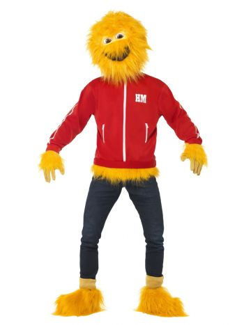Honey Monster Costume, Yellow
