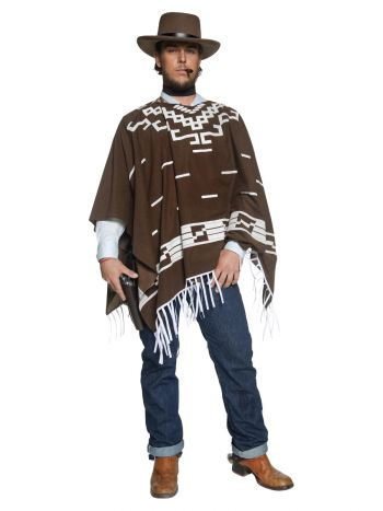 Deluxe Authentic Western Wandering Gunman Costume