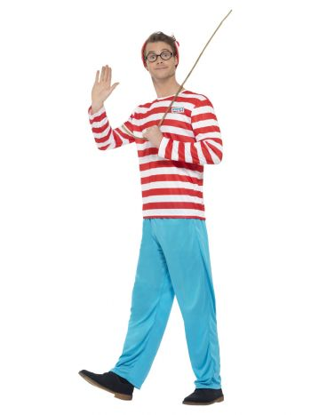 Where's Wally? Costume