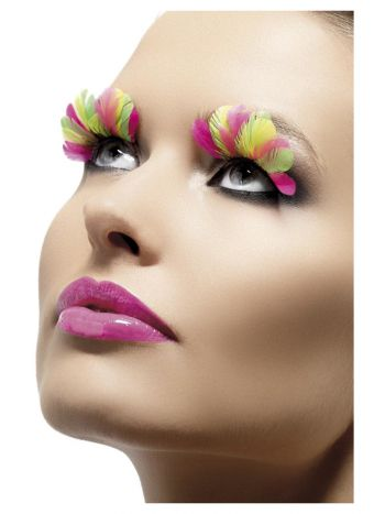 Eyelashes, Multi-Coloured