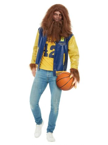 Teen Wolf Costume, Blue