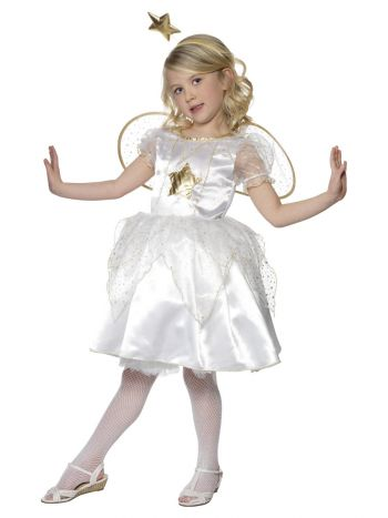 Star Fairy Costume, White