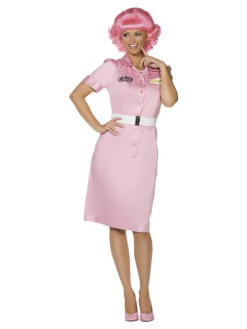 Grease Frenchy Beauty School Drop Out Costume, Pin