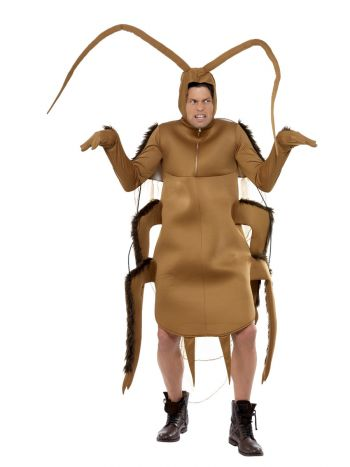 Cockroach Costume, Brown