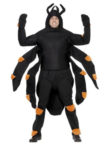 Spider Costume, Black