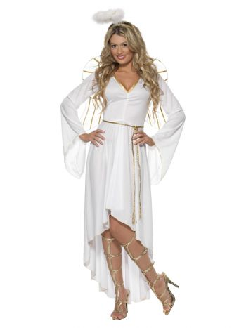 Angel Costume, White
