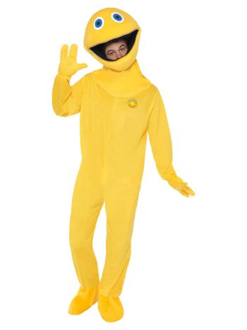 Rainbow Zippy Costume, Yellow