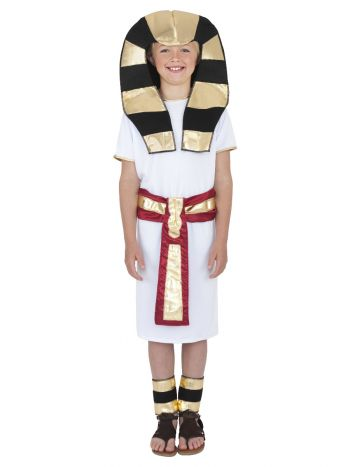 Egyptian Costume, White