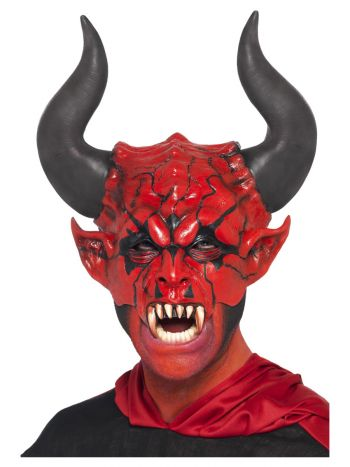 Devil Lord Mask, Red