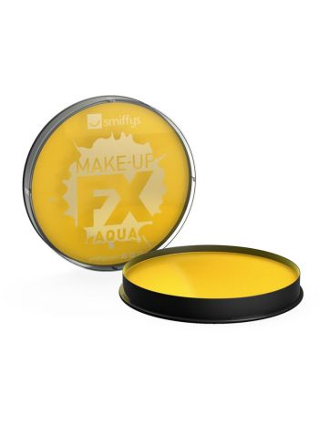 Smiffys Make-Up FX, Yellow