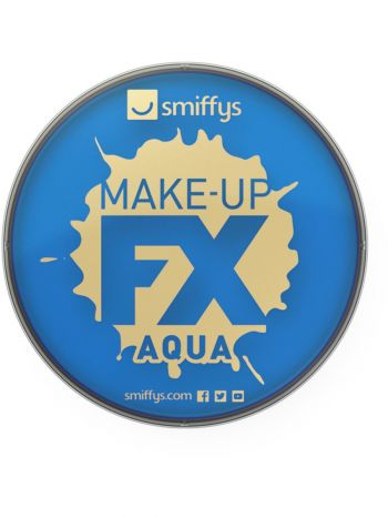 Smiffys Make-Up FX, Royal Blue