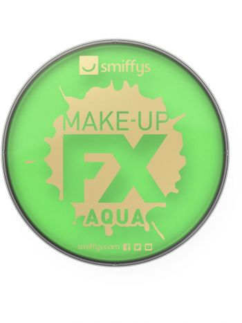 Smiffys Make-Up FX, Lime Green
