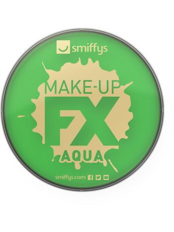 Smiffys Make-Up FX, Bright Green