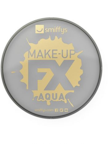 Smiffys Make-Up FX, Light Grey