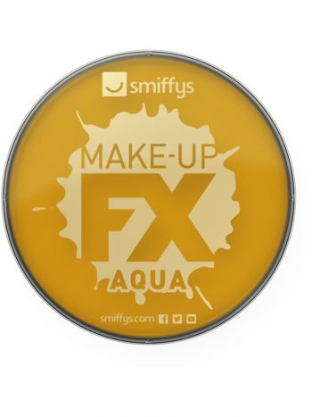 Smiffys Make-Up FX, Metallic Gold