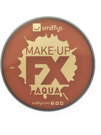 Smiffys Make-Up FX, Light Brown