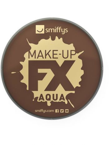 Smiffys Make-Up FX, Dark Brown