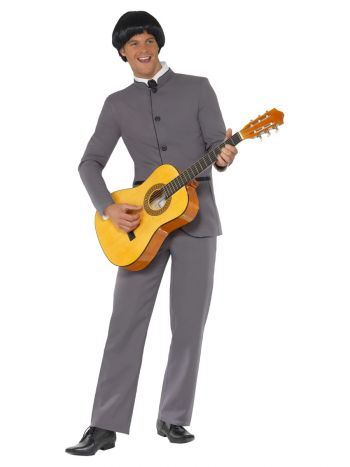 Fab Four Iconic Costume, Grey