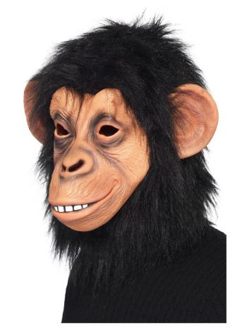 Chimp Mask, Black