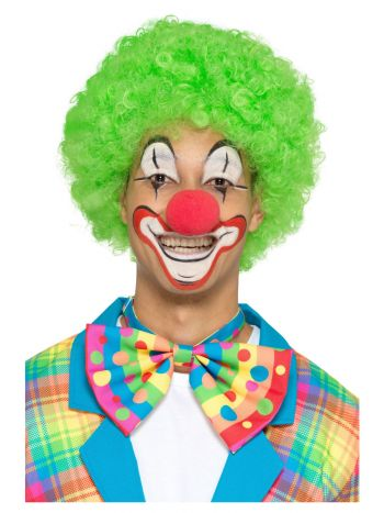 Big Top Clown Bowtie, Neon