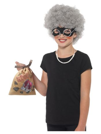David Walliams Deluxe Gangsta Granny Instant Kit,