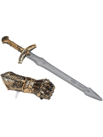 Medieval Weapon Set, Bronze