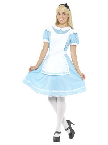 Wonder Princess Costume, Blue