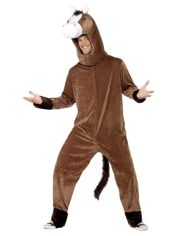 Horse Costume, Brown
