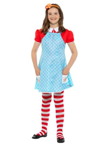 Famous Five Anne Costume, Blue