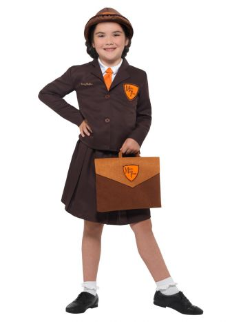 Malory Towers Costume, Brown