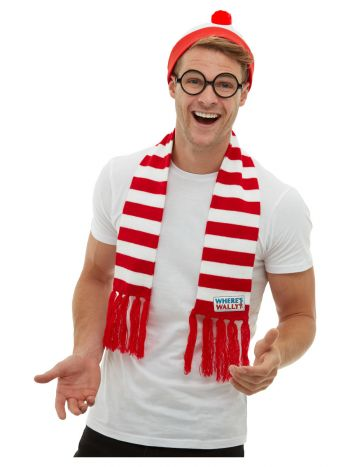 Where's Wally? Kit, Red & White