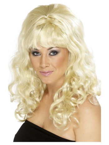 Beehive Beauty Wig, Blonde
