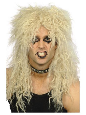 Hard Rocker Wig, Blonde