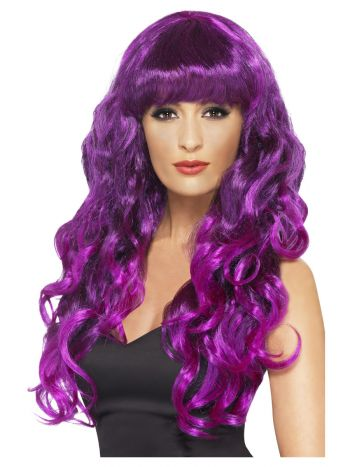 Siren Wig, Purple