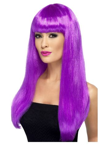 Babelicious Wig, Purple
