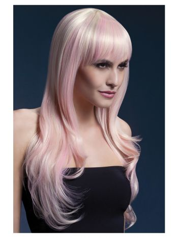 Fever Sienna Wig, Blonde Candy