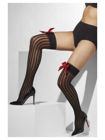 Sheer Hold-Ups, Black