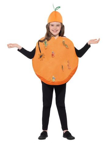 Roald Dahl James & The Giant Peach Costume, Orange