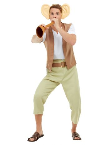 Roald Dahl The BFG Costume, Brown